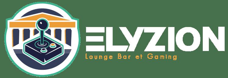 Logo Elyzion Park Orange la salle de jeu nouvelle génération
